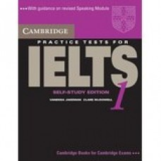 Cambridge English IELTS Book 1 with Answers & CD