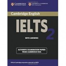 Cambridge English IELTS Book 2 with Answers & CD