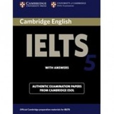 Cambridge English IELTS Book 5 with Answers & CD