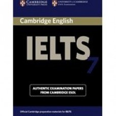 Cambridge English IELTS Book 7 with Answers & CD