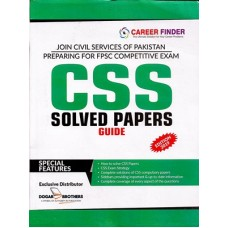 CSS Compulsory Solved Papers Guide 2019 Edition