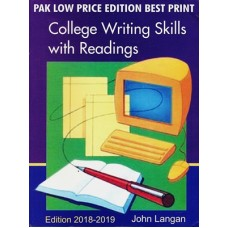 College writing skills With Readings By John Langan Edition 2018 – 2019
