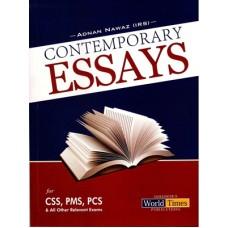 Contemporary Essays By Adnan Nawaz (JWT)