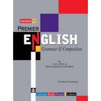 Premier English Grammar and Composition By Sobhan Chaudhry