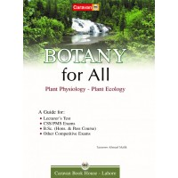 Botany For All CP by Tanveer Ahmad Malik