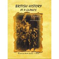 British History at a Glance CP by Sheikh Muhammad Qayyum
