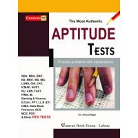 Caravans Aptitude Test ET by Ch. Ahmad Najid