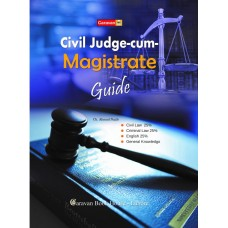 Civil Judge-Cum-Magistrate Guide CP by Ch. Ahmed Najib