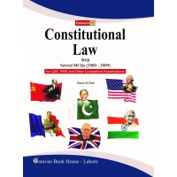 Constitutional Law (with Solved MCQs) CP by Riazat Ali Shah