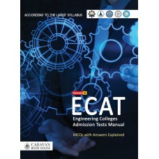 Caravan's ECAT (Engineering Colleges Admission Test Manual)