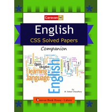 English CSS Solved Papers CP by Sobhan Chaudhry
