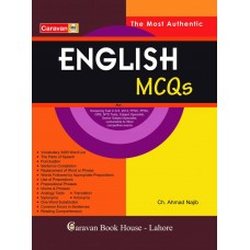 English (MCQs) By Ch. Ahmad G