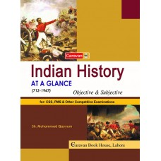 Indian History at a Glance CP by Sheikh Muhammad Qayyum
