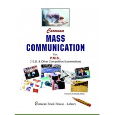Mass Communication for P.M.S  G by Hafiz Shazad Saleem