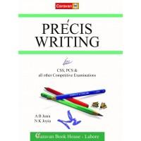 Précis Writing CP by A B Jasra MK Joyia