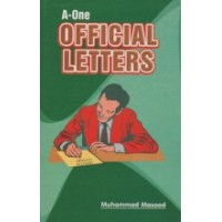 Official Letters by Dr. Muhammad Masood
