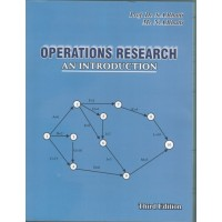 Operations Research An Introduction, Prof. Dr. Saeed Akhter Bhatti / Naeem Akhter Bhatti