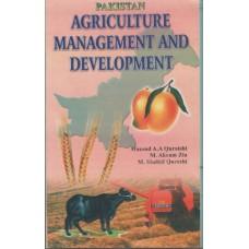 Pakistan Agriculture Management & Development, Prof. Masood A. A. Quraishi