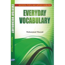 EveryDay Vocabulary, By, Muhammad Masood