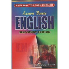 Learn Basic English, Self Study Edition By Muhammad Masood