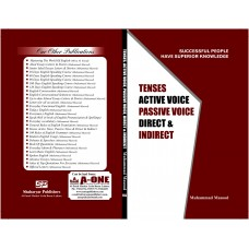 Tenses Active Voice & Passive Voice, Direct & Indirect, Muhammad Masood