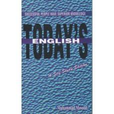 Today,s English, A Self Study Edition, Muhammad Masood