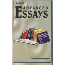Advanced Essays, By Muhammad Masood