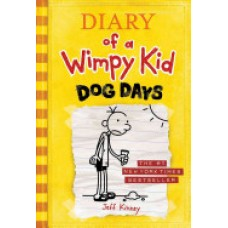 Diary of a Wimpy Kid 4- Dog Days