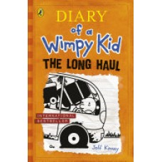 Diary of a Wimpy Kid 9- Long Haul