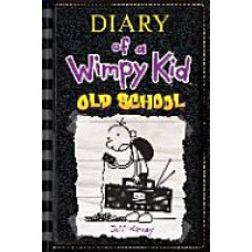 Diary of a Wimpy Kid 10- Old School