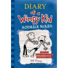 Diary of a Wimpy Kid 2- Rodrick Rules