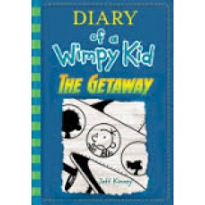 Diary of a Wimpy Kid 12- The Getaway