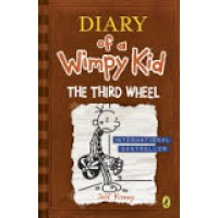 Diary of a Wimpy Kid 7- Third Wheel