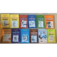 Diary of a Wimpy Kid-Complete set