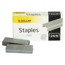 stapler pins no 24/6 6mm