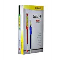 DOLLAR GEL-1 Ultra Ink Document Pen 0.7 Pack of12