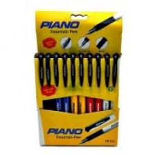 PIANO Fountain Pen Pack of 10