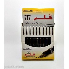 DOLLAR Caligraphy Qalam Pen Pack of 10 [ QALAM ]