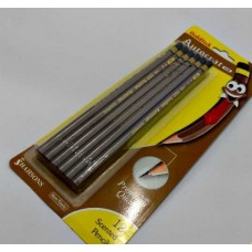 GOLDFISH Autocrat Pencil Dozen [ 5000 ]-2-1/2HB