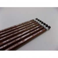 MERCURY BROWN Pencil Dozen [ 7300 ] 2.5HB