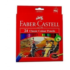 FABER CASTELL 24 Color Pencils