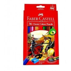 FABER CASTELL 36 Color Pencils