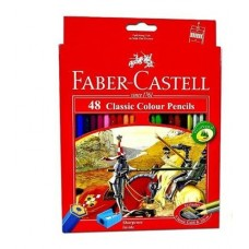 FABER CASTELL 48 Color Pencils