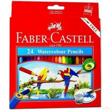 FABER CASTELL 24 WATER Color Pencils