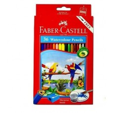 FABER CASTELL 36 WATER Color Pencils