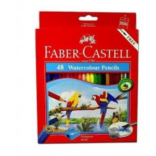 FABER CASTELL 48 WATER Color Pencils