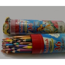 GOLDFISH 36 color pencils