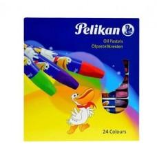 PELIKAN OIL Pastels color Card Box pack of 24