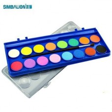 SIMBALION Water Color Set of 16