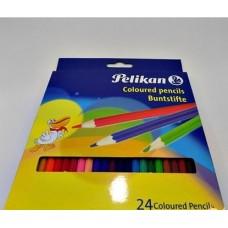 PELIKAN Color pencils Card Box Pack of 24